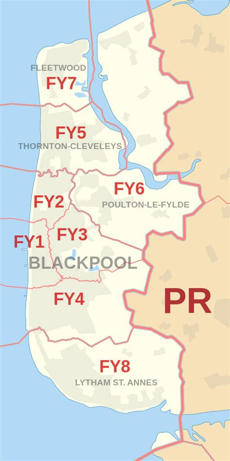Area Code 512 Lookup File Fy Postcode Area Map Svg Wikimedia Commons