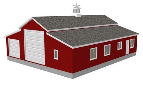 workshop with living quarters
