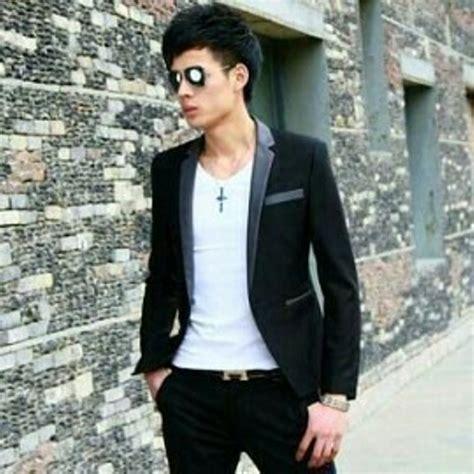 Baju Pakaian Jaket Korea Pria Cowok Laki Laki Murah Terbaru Keren jual blazer pria premium high quality lelaki baju pakaian jaket jacket jeket jas model formal