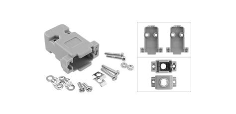 Mata Bor Kaca Mata Bor Acrylic Akrilik 105 Mm Rewin jual shell housing db9 connector