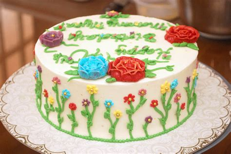 how to decorate a cake at home easy simple cake decorating ideas for birthdays iron blog