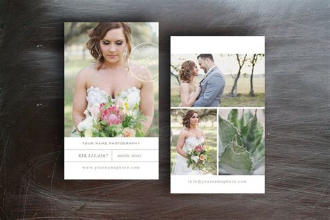 wedding photography business cards templates wedding photography business card designs wedding
