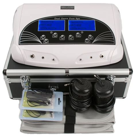 Ion Cleanse Foot Detox Side Effects by Detox Foot Bath Machine Why Need Us It And Benefit