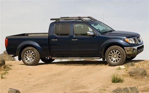 2011 Nissan Frontier Reviews by 2011 Nissan Frontier Reviews And Rating Motor Trend