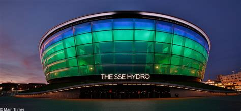 glasgow hydro seating capacity passivent sse hydro arena glasgow study