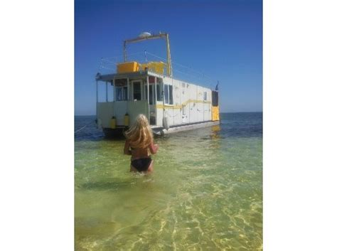 house boats for sale canada trailerable houseboats boats for sale