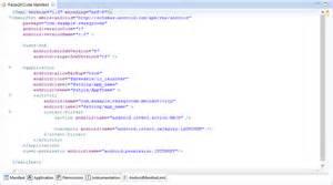 layout xml variable qr code mobile technology miranty yudistira 09111003016