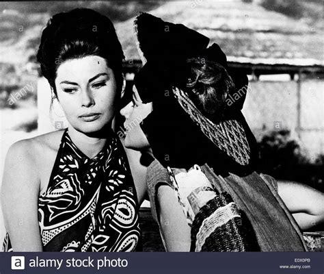 Soraya Set princess soraya and princess esmeralda ruspoli on set of a
