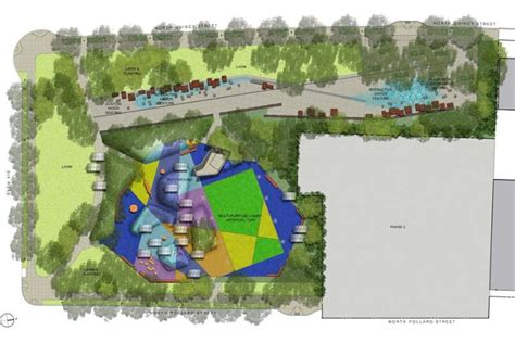 Arlington County Court Search County Delays Mosaic Park Project After Bids Exceed Budget Arlnow