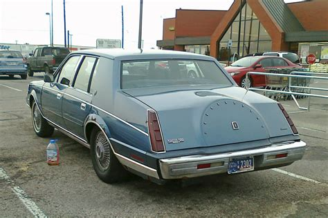 all car manuals free 1985 lincoln continental mark vii on board diagnostic system 1985 lincoln continental information and photos momentcar