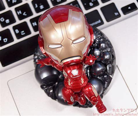 Nendoroid 543 Ironman 43 nendoroid iron 45 hero s edition kahotan s