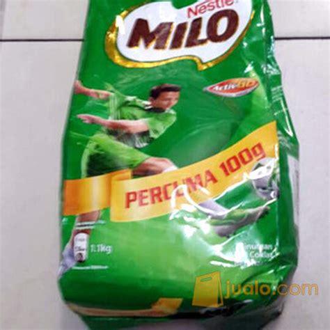 Milo 1 Kg Malaysia milo pouch malaysia 1 1kg medan jualo