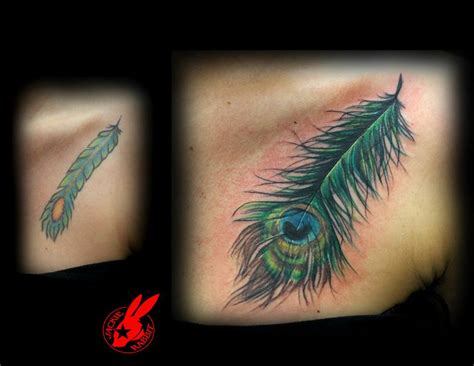 feather cover up tattoo peacock feather cover up by jackie rabbit by