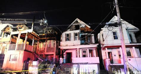 waffle house manhattan massive staten island fire destroys three houses ny daily news