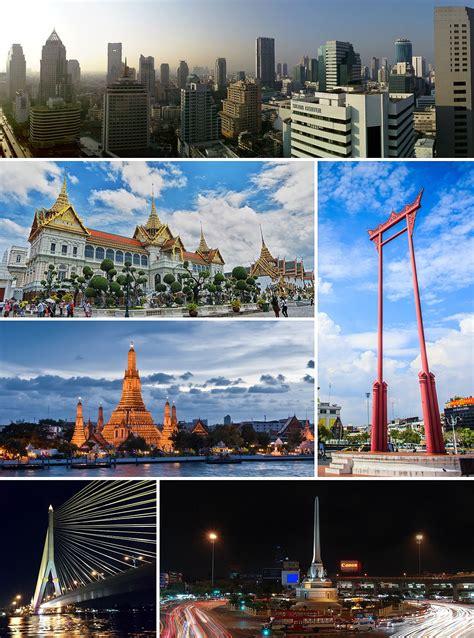 bangkok wikipedia la enciclopedia libre