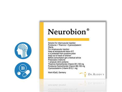 Vitamin Neurobion buy neurobion 174 vitamins b1 b6 and b12 pharmaceutical
