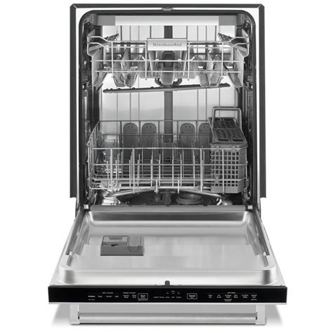 KitchenAid KDTE254ESS Fully Integrated Dishwasher