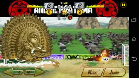 download game head soccer mod untuk android download head soccer mod naruto character jutsu apk data