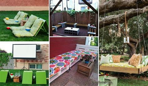 diy decorations for outside 26 awesome outside seating ideas you can make with recycled items amazing diy interior home