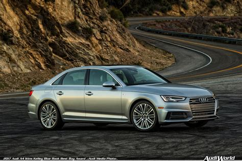 2017 audi a4 kelley blue book new and used car price 2017 2018 best cars reviews 2017 audi a4 wins kelley blue book best buy award audiworld