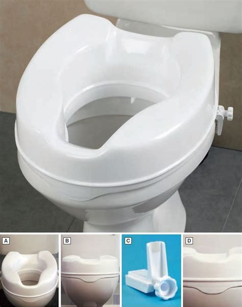 Gallery of raised toilet seat for elderly