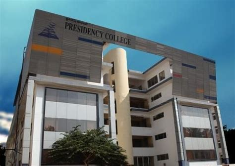 Pesit Bangalore Mba Fee Structure by Presidency College