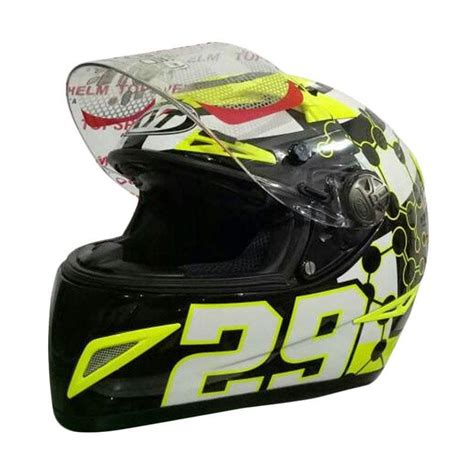 Helm Kyt Limited Edition jual kyt c5 limited edition andrea iannone helm motor white yellow black