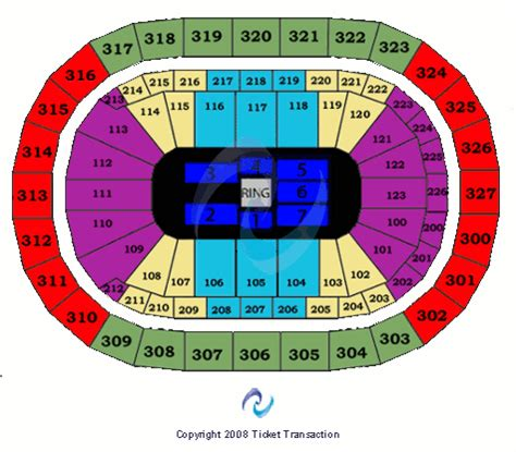 niagara center seating chart concerts hsbc arena seating chart hsbc arena tickets hsbc arena
