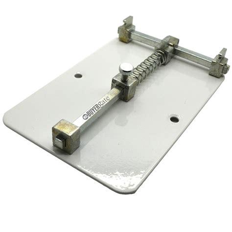 Tools Pcb Holder Penjepit Mesin Pcb new universal pcb circuit board holder fixtures repair tool for mobile phone ebay