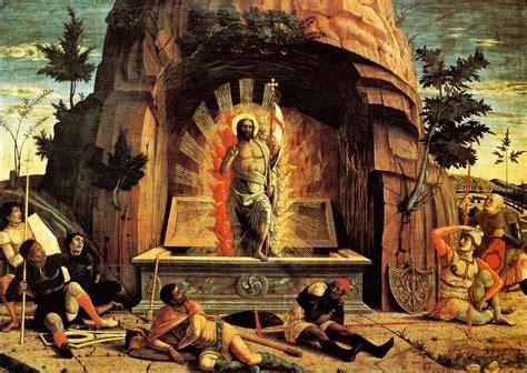 Tour à Bois 1735 by 1459 Andrea Mantegna La Ressurection Huile Sur Bois 71