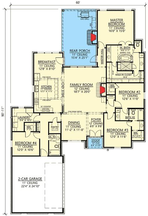 acadian floor plans 1000 ideas about acadian house plans on