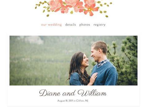 Wedding Photo Website by Creating Your Wedding Website Wedding Event Planning