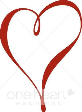 red heart clip art | heart clipart