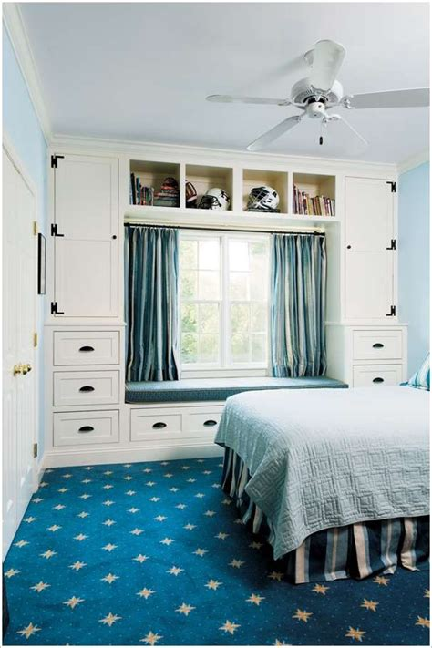 bedroom window seats with storage 10 clever ideas to add storage to your bedroom fun corner