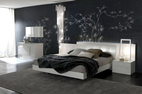 silver bedrooms interior design center inspiration