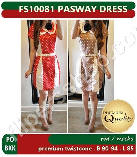 Dress Import Baju Bangkok pasway dress supplier baju bangkok korea dan hongkong