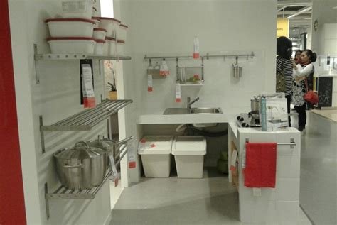 Gantungan Peralatan Dapur Ala Ikea ini tips ikea untuk menata dapur kecil republika