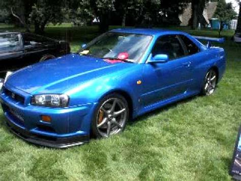 nissan skylines in the us nissan skyline gtr r34 nismo in the us