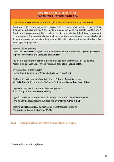 ufficio legale bnl abi forum banche e pa 2015 programma