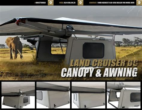 Land Cruiser Awning by 9 Best Alu Cab Products Images On Canopy