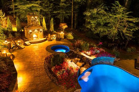 Landscape Lighting Atlanta Outdoor Lighting Atlanta Landscape Low Voltage Lighting