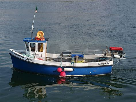 fishing boat for sale galway cygnus 21 galway fafb