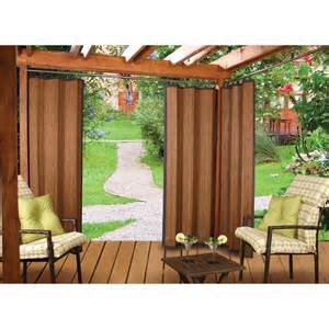 Outdoor Patio Curtains by Bamboo Outdoor Curtain Bamboo Products Photo