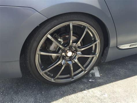 Tires And Rims Los Angeles Ca Wedssport 19 Quot X8 Quot Rims Sa 55m Hyper Black Ct200 Los