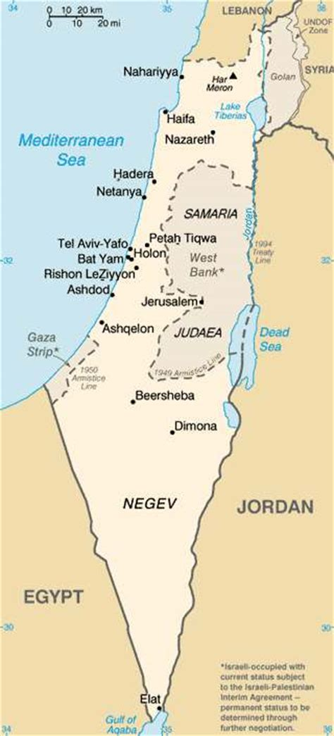 israel map today the gallery for gt land of canaan today