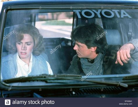 elisabeth shue back to the future 1 elisabeth shue back future part stock photos elisabeth