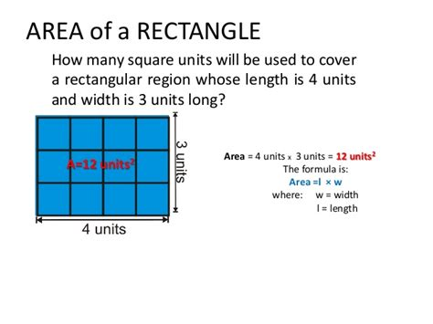 area of a square area of plane figures