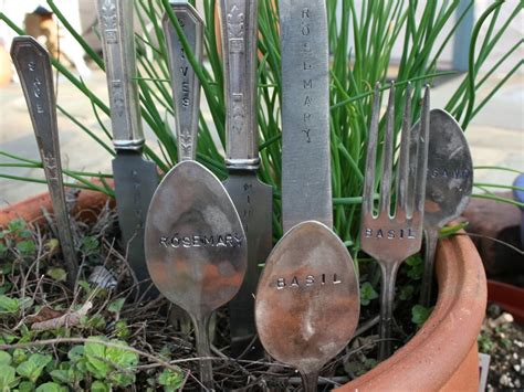 Upcycling Ideas For The Garden Upcycle Cutlery Top10 Creative Diy Ideas