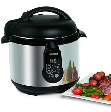 elite platinum epc 678ss maximatic 11 function digital products electronic pressure cooker and 28 images