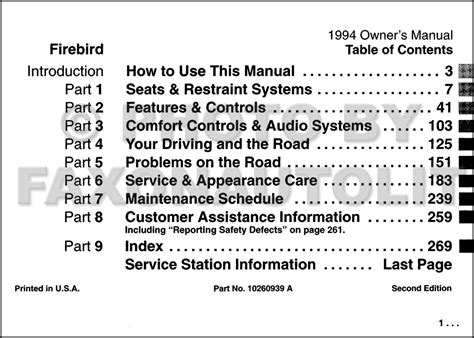download car manuals pdf free 1994 pontiac grand prix transmission control service manual 1994 pontiac firebird repair manual free download service manual car owners